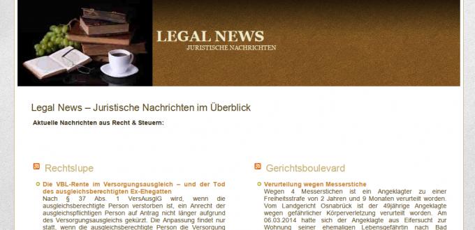 LegalNewsLetter